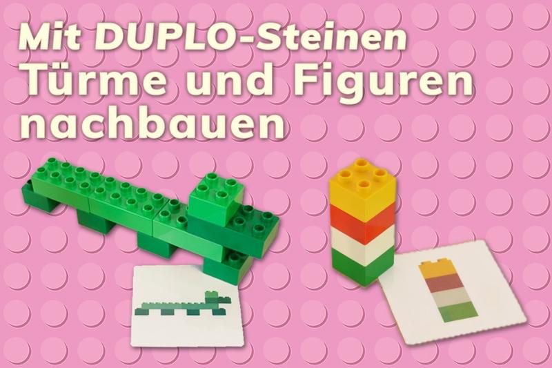 Lego Turme Und Einfache Figuren Wunderwerkstatt 8